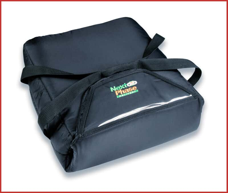 Vesture Next Phase 3 Box Heated Delivery Bag